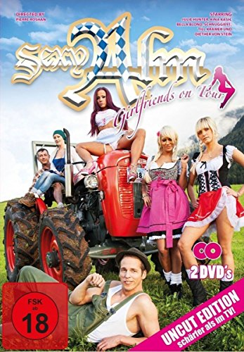 Produktbild Sexy Alm - Girlfriends on Tour Staffel 4 (2-Disc Special Uncut Edition)