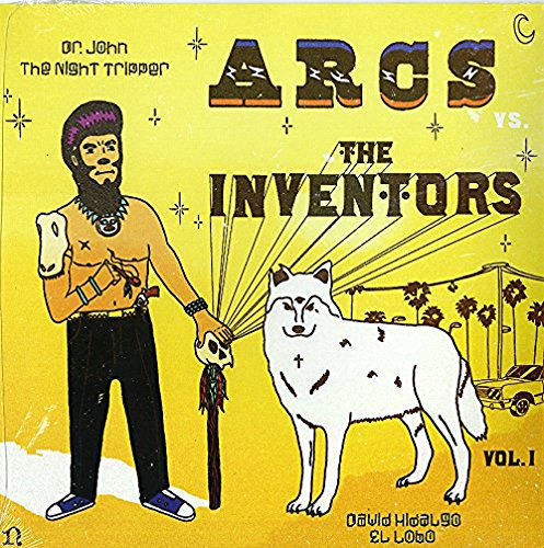 Arcs Vs.the Inventors Vol.1 [Vinyl LP] Arc Music Box