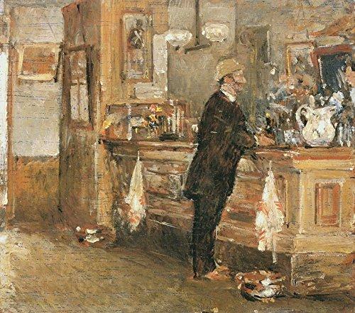 Das Museum Outlet-McSORLEY 's Bar, 1916, gespannte Leinwand Galerie verpackt. 29,7x 41,9cm