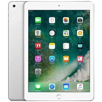 """Apple iPad, 9,7"""" mit Wifi, 32 GB, 2017, Silber"""