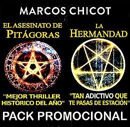 PACK PROMO El asesinato de Pitágoras + La Hermandad eBook