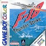 GameBoy Color - F-18 Thunder Strike