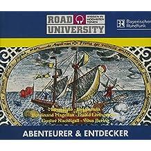 Abenteurer & Entdecker, 3 Audio-CDs