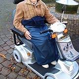 Wickeldecke für Rollstühle XXL