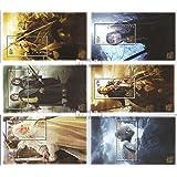 Nueva Zelanda Bloque 157-Bloque 162 (completa.edición.) 2003 Sr. el Anillos (sellos para los coleccionistas)