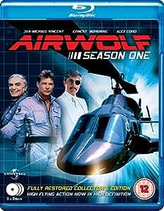 Airwolf - Complete Season 1 (3 Disc Box Set) [Blu-ray] [UK Import]