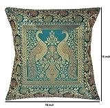 Home dekorativ Kissenbezug Vogel Design Couch Kissenbezug 40 x 40 Cm