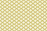 Viniliko Teppich Brandschopf, Vinyl, Gelb und Weiß, 133x 200x 3cm