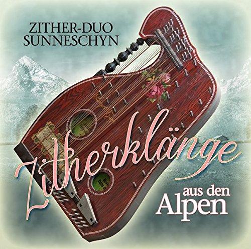Zither Klänge aus den Alpen