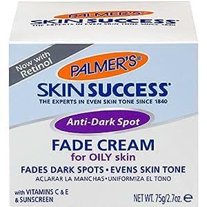 Palmers Crème éclaircissante Skin Success pour peau grasse Pot de 59 ml