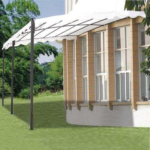 Papillon Rankhilfe reihenhauswohnung 3x 4m
