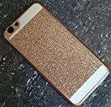 Mobiclonics new shinning Glitter cover for Oppo A57(Gold)