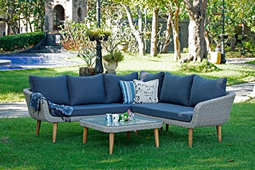 ZANIA Outdoor Lounge Set ...