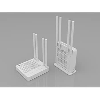 Totolink A850R AC1200 Wireless Dual-Band Router (White)
