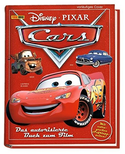 Disney Cars: Das autorisierte Buch zum Film