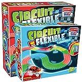 Circuit Flexible et Lumineux 382 pcs - Le circuit de voitures dont les rails se...