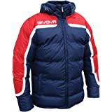 Givova Antarctica, Men's Football Jacket, Men's, Antartide, Multicolore
