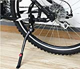 #9: Electomania® Universal 24'-29'' Adjustable Aluminum MTB Road Bicycle Kickstand