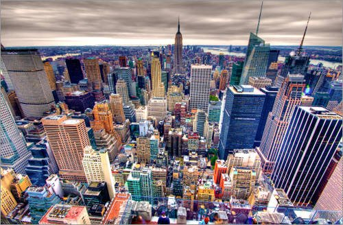 poster-100-x-70-cm-empire-state-building-and-midtown-manhattan-de-getty-images-impresion-artistica-d