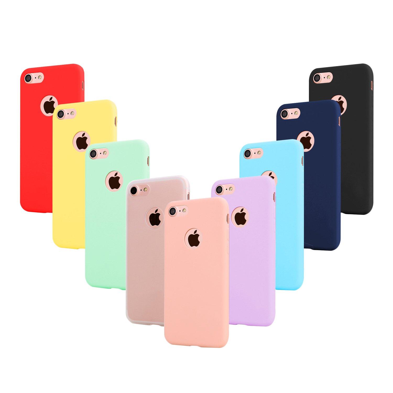 01f7716b8a0 Comprar Leathlux 9X Funda iPhone 6S / 6 Silicona Carcasa Ultra Fina ...
