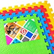 ***SALE*** Gallant Kids Play Mats EVA Interlocking Tiles 4 (16 Sq Ft) Indoor Outdoor Reversible Children's Playmats Eva Soft Floor Gym Mats With Edges***