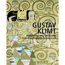 Gustav Klimt Expectation and Fulfillment Cartoons : Edition bilingue anglais-allemand