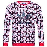 adidas Originals Trefoil Crew Sweatshirt All Over Print Kinder Mädchen, Größe:140, Farbe:Mehrfarbig