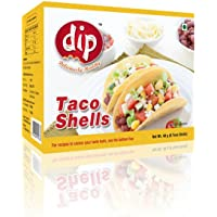 DIP Taco Shells, 6 Pieces - Twin Pack