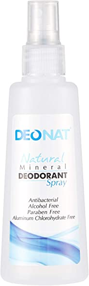 Deonat Natural Deodorant Spray - 100 ml