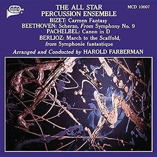 The All Star Percussion Ensemble [The All Star Percussion Ensemble; Harold Farberman] [Vox Classics: MCD 10007]