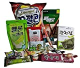 Produkt-Bild: Dalgona-Box: 20 koreanische Süßigkeiten in einer Box. Anytime, Pepero, Algen, Beerentee, Ginseng-Bonbon und vieles mehr!
