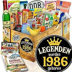 Legenden 1986 ++ Geburtstagsgeschenk Oma ++ DDR Geschenk