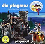 Die Playmos - Folge 20: Die große Schlacht der Löwenritter. Hörspiel.