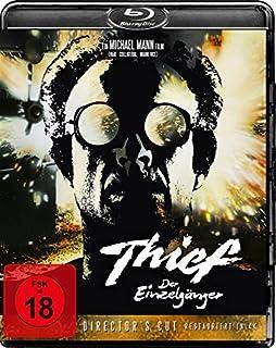 Thief - Der Einzelgänger [Blu-ray] [Director's Cut]