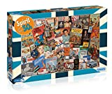 Gibsons G7081 - Opie: Spirit of the 50s - puzzle 1000 pezzi immagine
