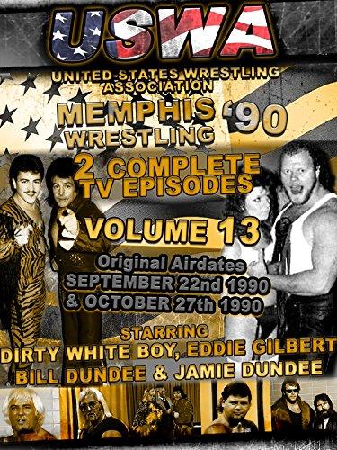 Best Of USWA Memphis Wrestling 1990 Vol 1