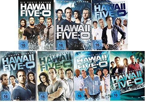 Staffel 1-7 (43 DVDs)