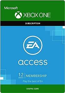EA Play 12 Mesi | Xbox One - Codice download