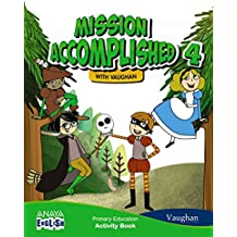 Mission Accomplished 4. Activity Book. (Anaya English) - 9788467878721