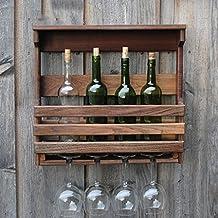 Casier a bouteille en brique - Range bouteille en brique ...
