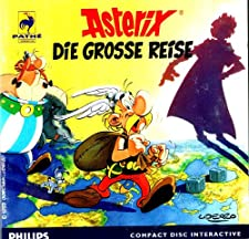Asterix - Die grosse Reise - CD-i