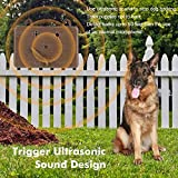 Tradico® Anti Barking Device Ultrasonic Dog Bark Control Sonic Deterrents Silencer Tools