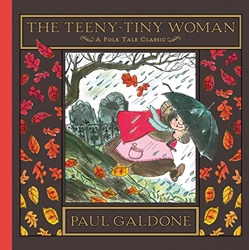 The Teeny-Tiny Woman (Paul Galdone Classics) (English Edition) Tal Bone China
