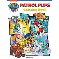 Patrol Pups: Paw Patrol Coloring Book For Kids