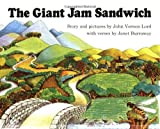 The Giant Jam Sandwich with CD (Audio) (Read-Along Books)