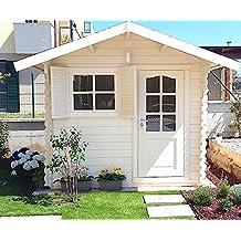 Dekalux - Caseta para jardín, de madera, 2.5 x 2 ...