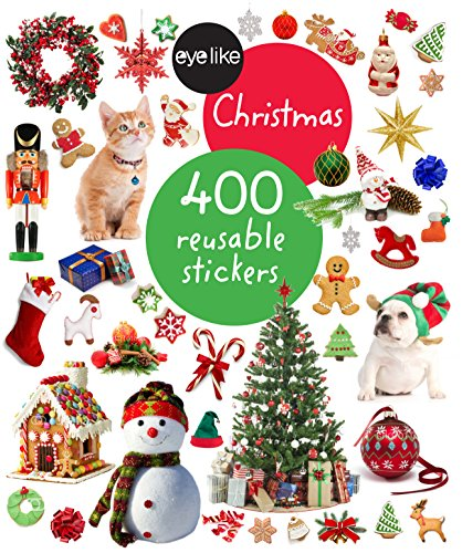 Eyelike: Christmas (Eyelike Stickers)