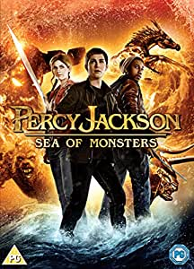 Percy Jackson: Sea of Monsters [DVD]