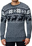 Norweger Strickpullover