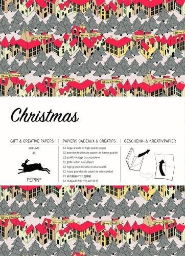 Christmas: GIft & Creative Paper Book Vol. 80